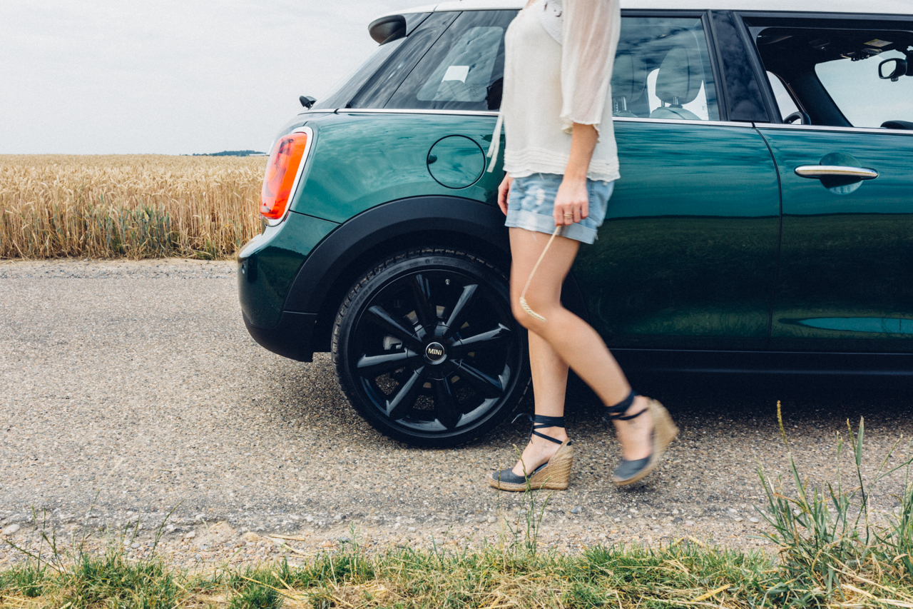 Mini cooper by eighty8things