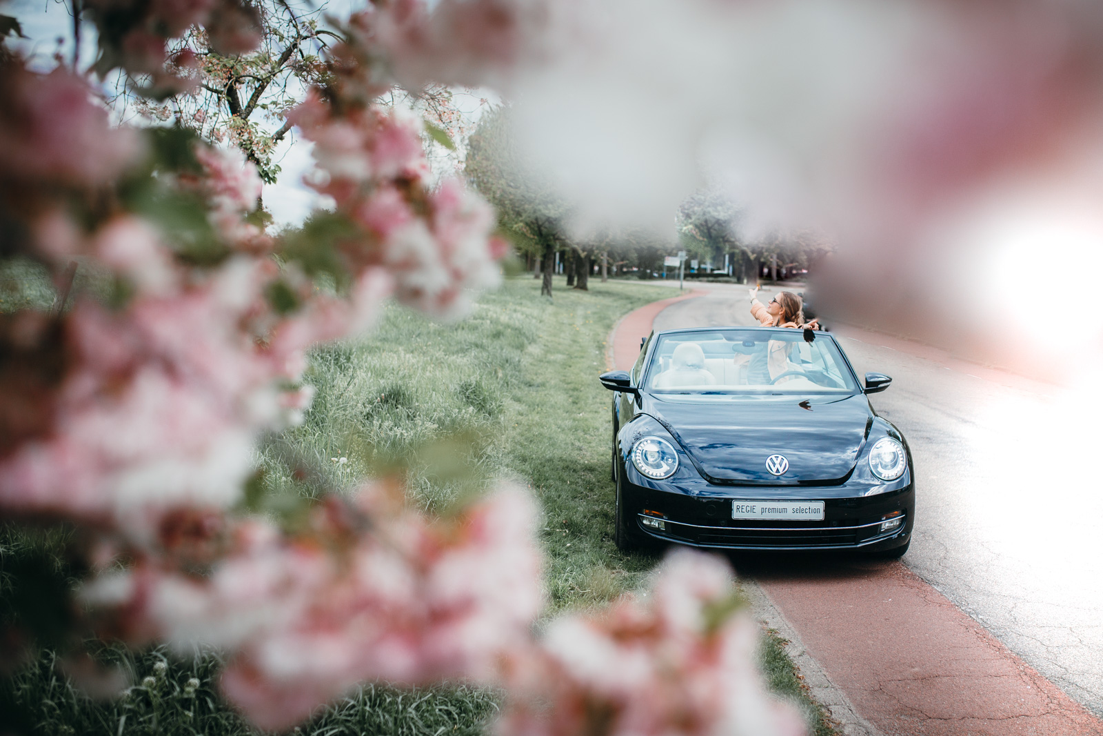 Regie Volkswagen Beetle by eighty8things
