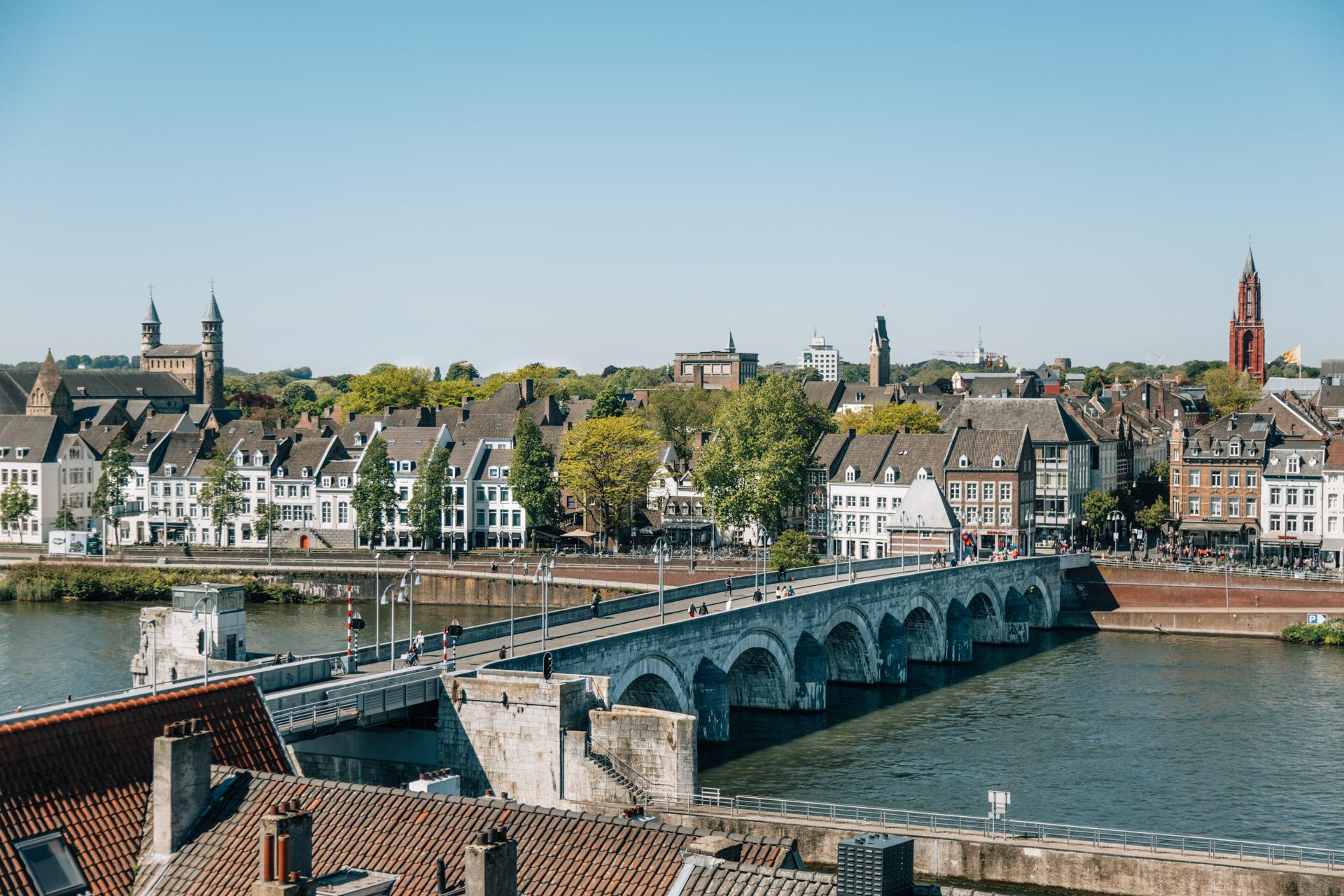 Maastricht stad fotografie