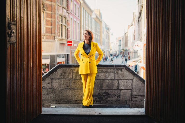 Portret fotografie Maastricht directeur vvvmaastricht