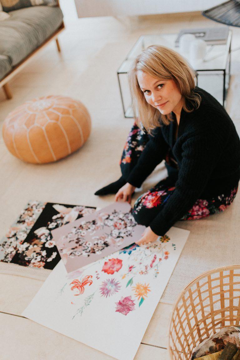 Lisa Bekelaar illustraties